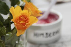 Как приготовить розовое варенье и не только?
