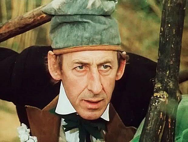 Доктор Дуремар, кадр из фильма «Золотой ключик, или Приключения Буратино»