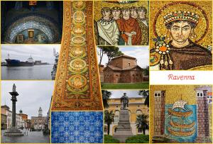 Равенна – это не Италия эпохи Возрождения, это город более ранней славы и красоты.