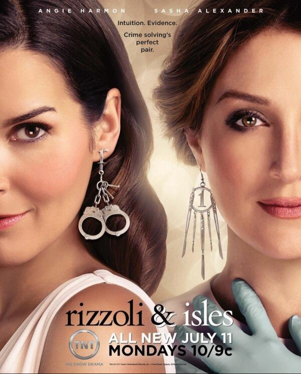 Риццоли и Айлз
