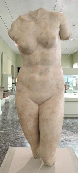 Афродита Книдская, Музей истории искусства, Женева, Швейцария