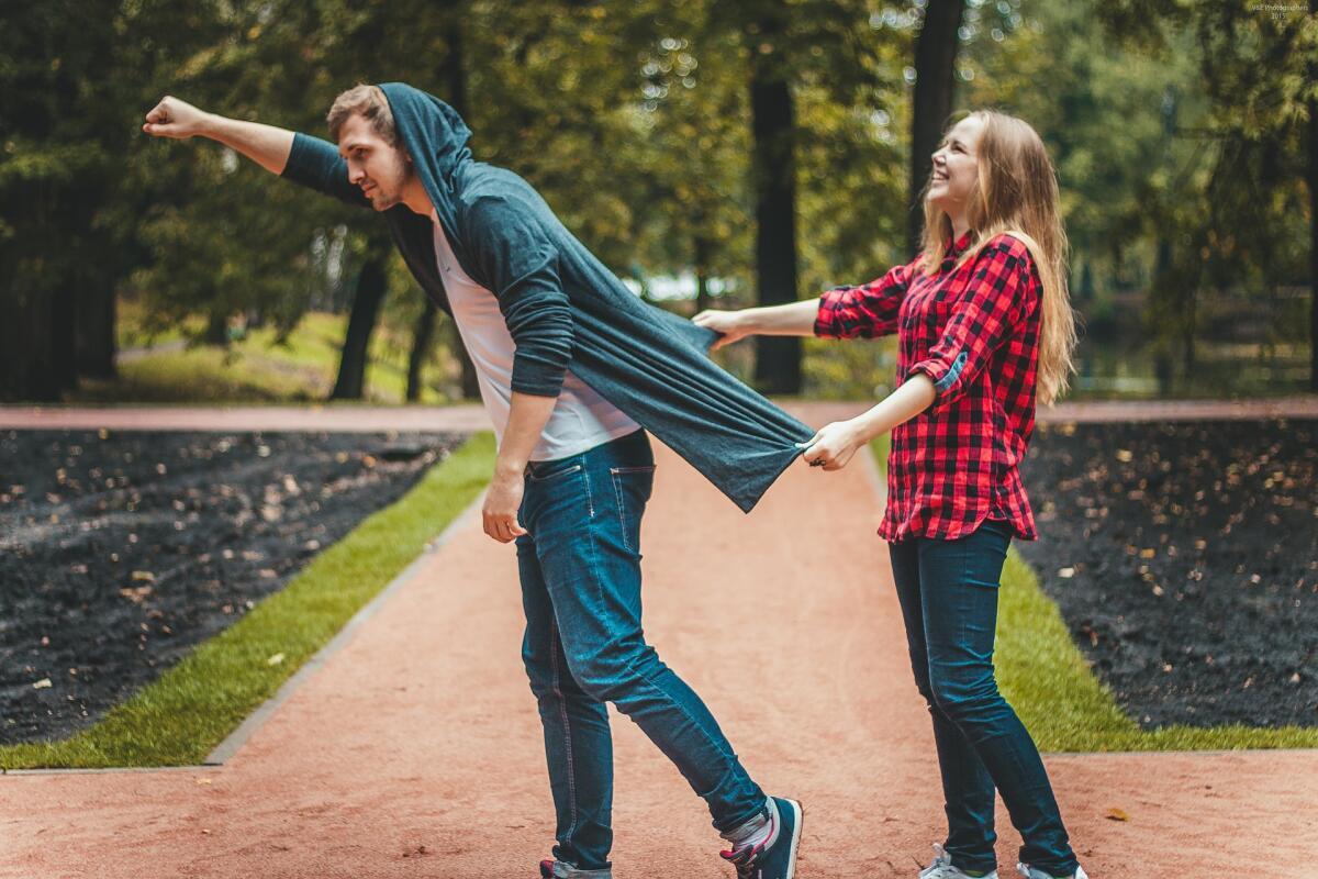 На первом свидании важно определить - хорошо ли вам вместе