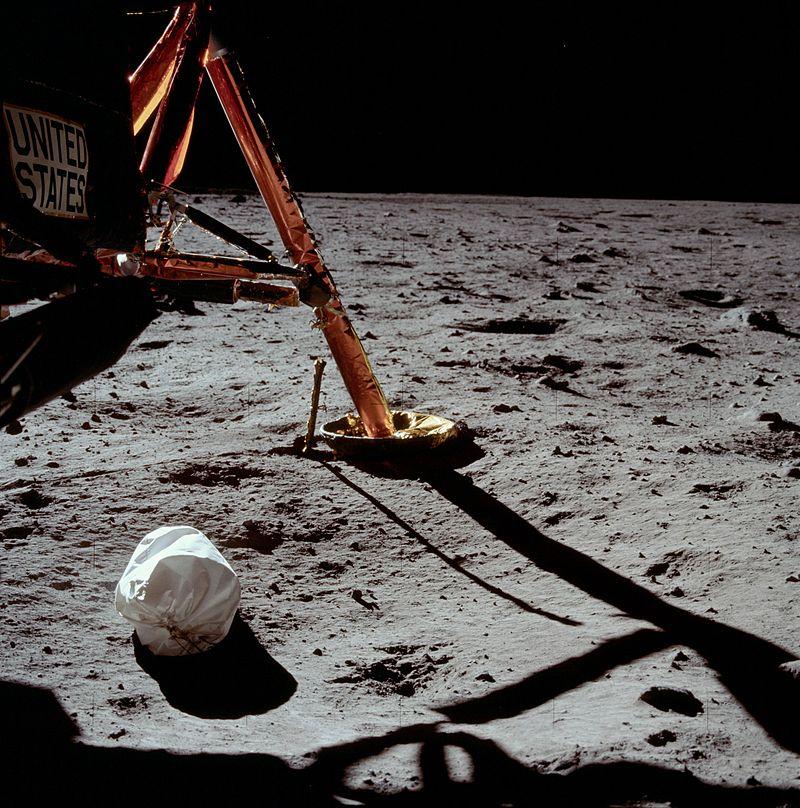 Богатство может свалиться прямо с Луны