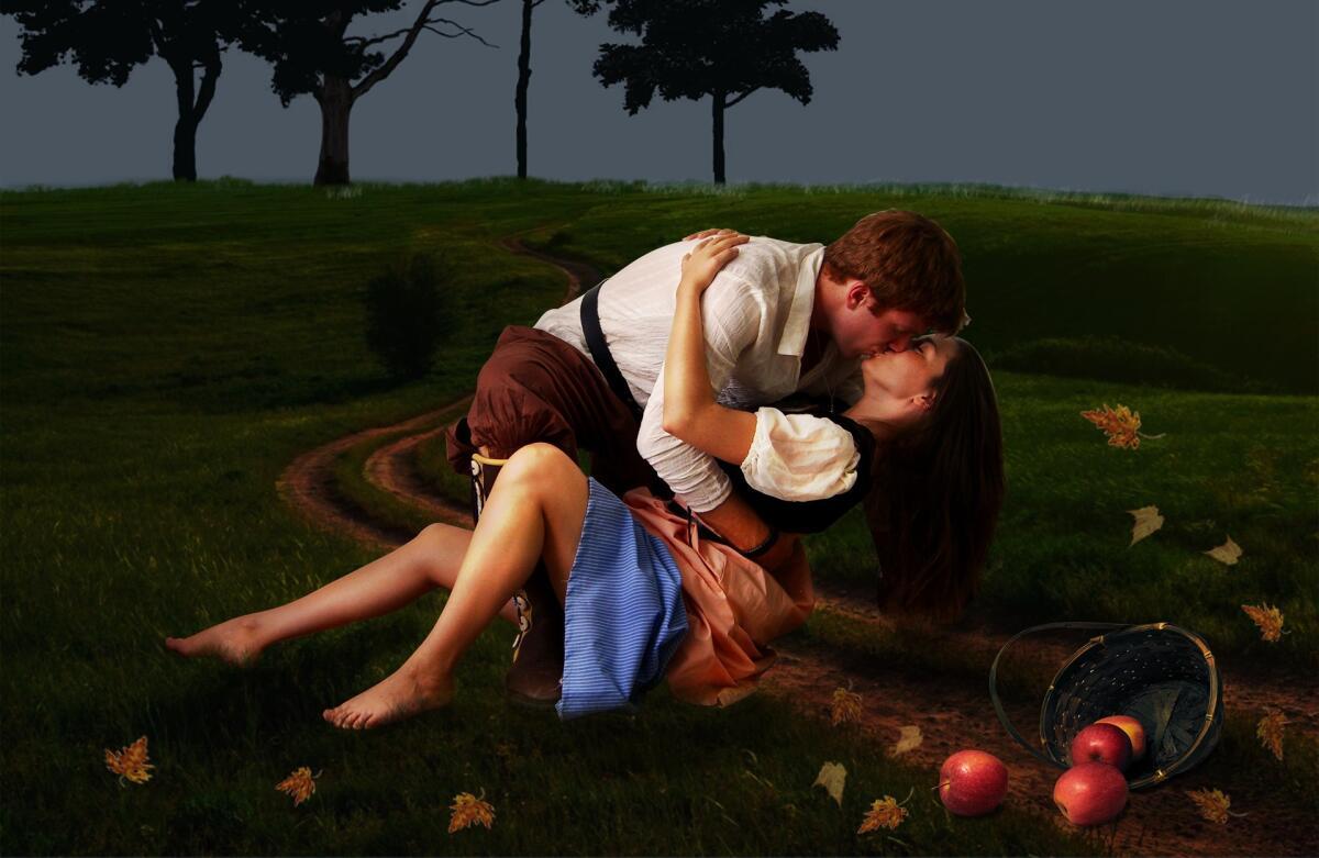 У женщин фантазии на тему интима более мягкие
