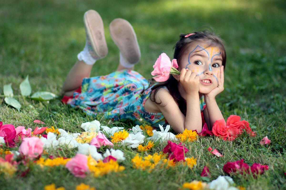 Ничто не заменит ребенку общения с природой