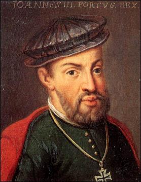 Портрет Жуана III, короля Португалии с 1521 по 1557 год