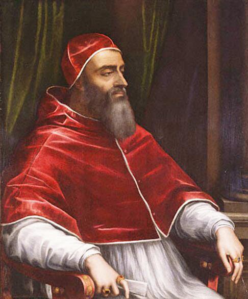Климент VII, папа римский, исповедовавший Фернао Лопеса
