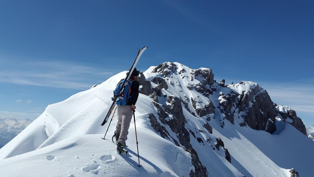 Поход в горы работает на активацию центра здоровья