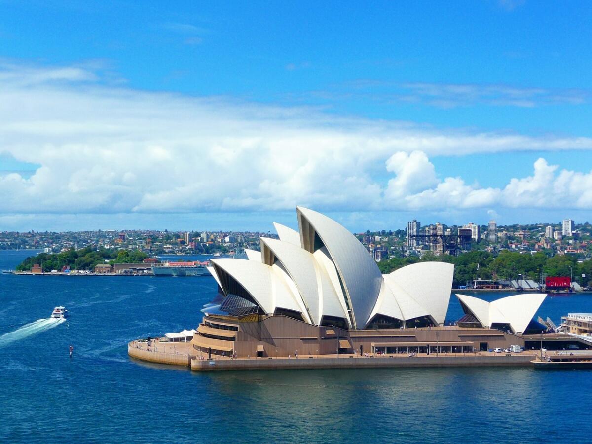 Опера в Сиднее, Австралия