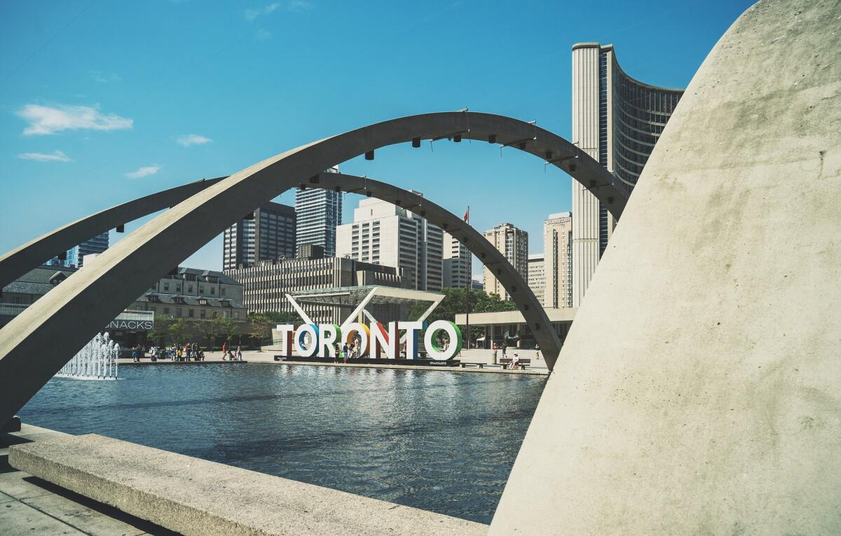 Мэрия г.Торонто, Канада