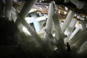 Что посмотреть в Мексике? Пещера гигантских кристаллов