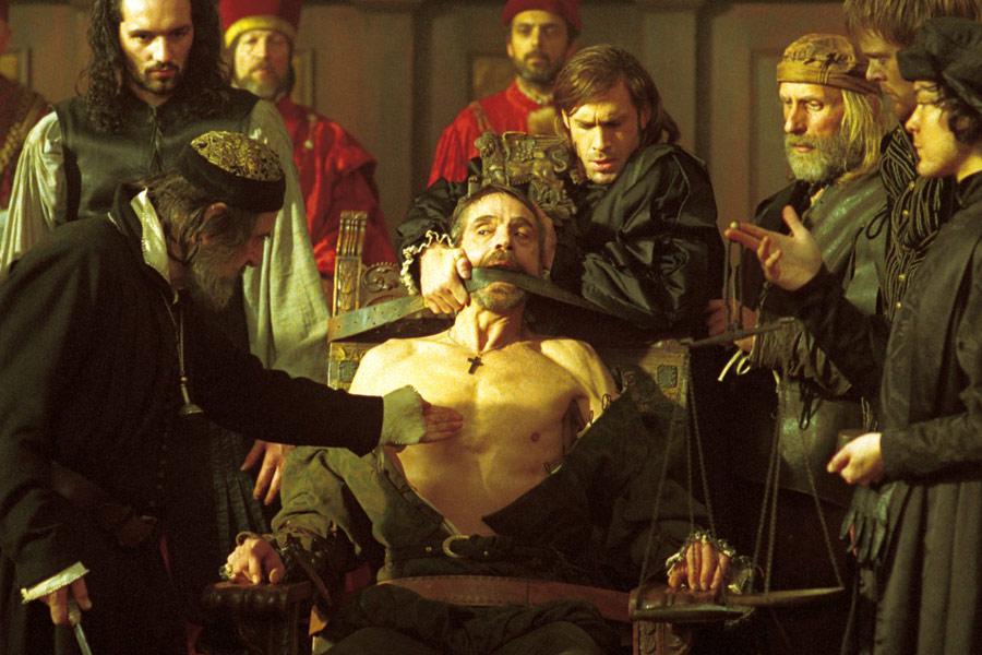 Кадр из фильма «Венецианский купец»