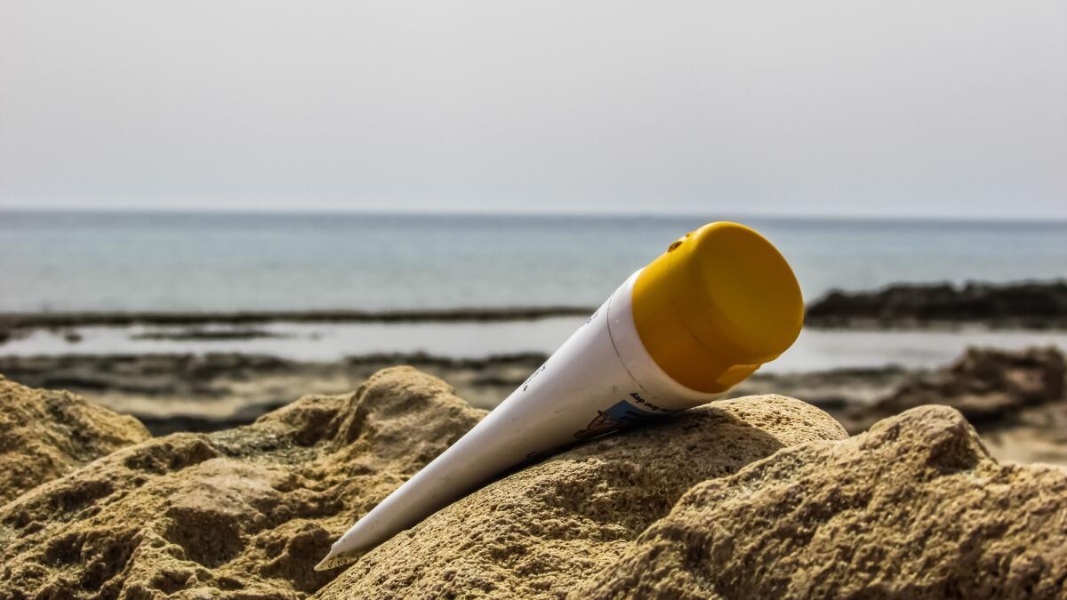 Солнцезащитные кремы задерживают только часть ультрафиолета