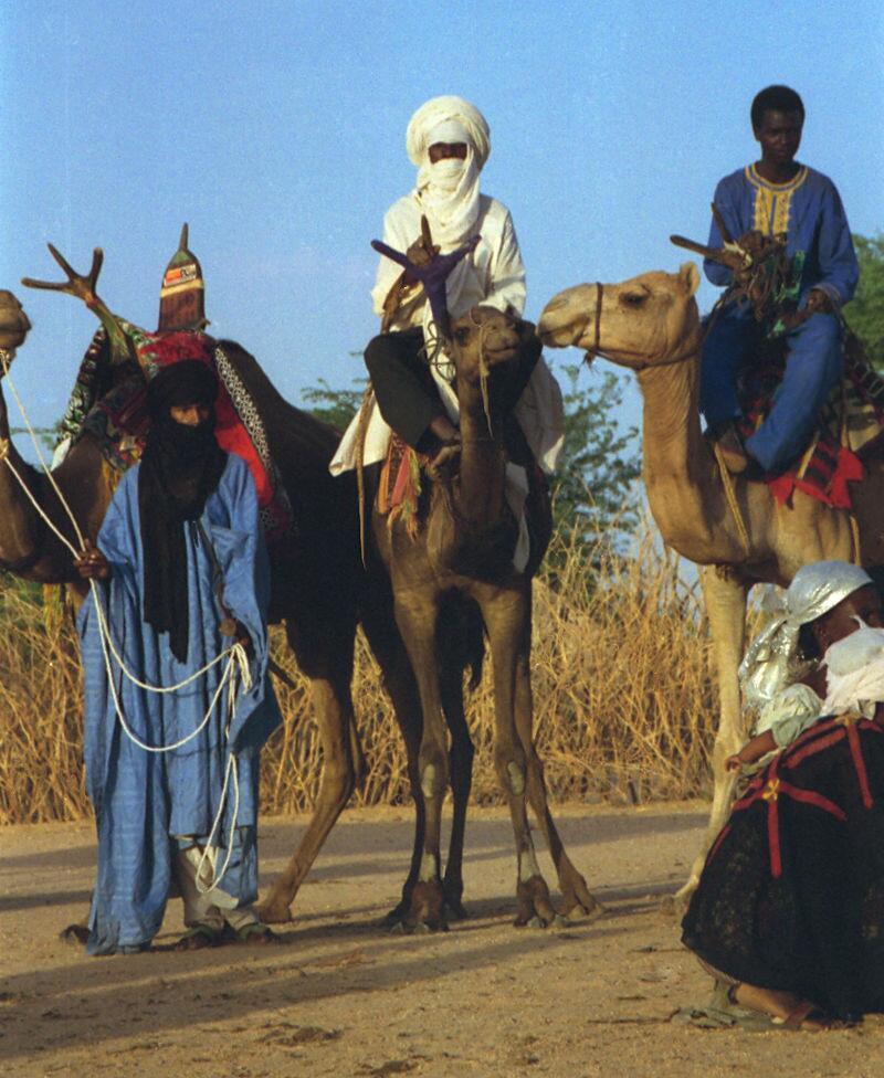 Туареги, Нигерия, 1997