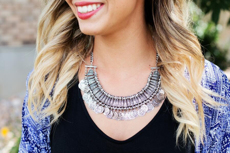 Если ваше серебряное украшение стало чёрным, прислушайтесь к своему самочувствию