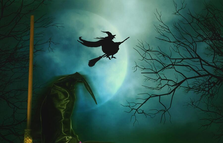 Колдовской мир ведьм. Что мы знаем о нём?