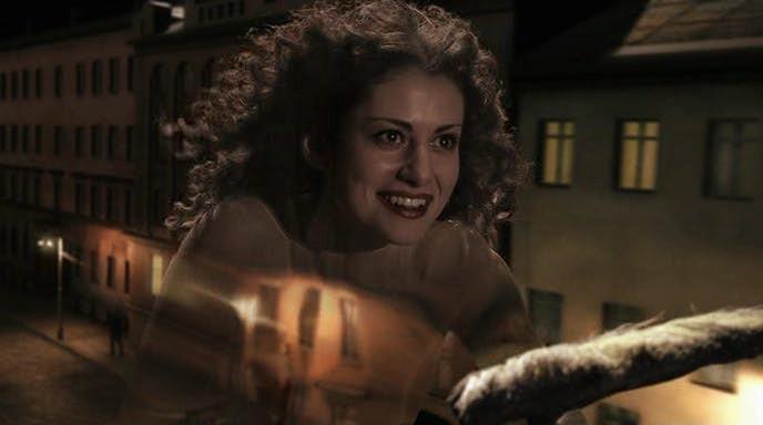 Пожалуй, самый основной ведьмовский атрибут — метла...