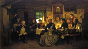 М. И. Кутузов - победитель Наполеона. Почему его недолюбливал российский император?