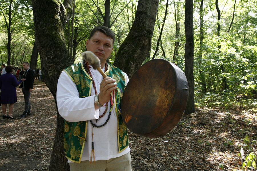 Битва экстрасенсов 10 сезон - шаман