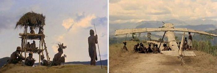 Культ карго - религия самолетопоклонников