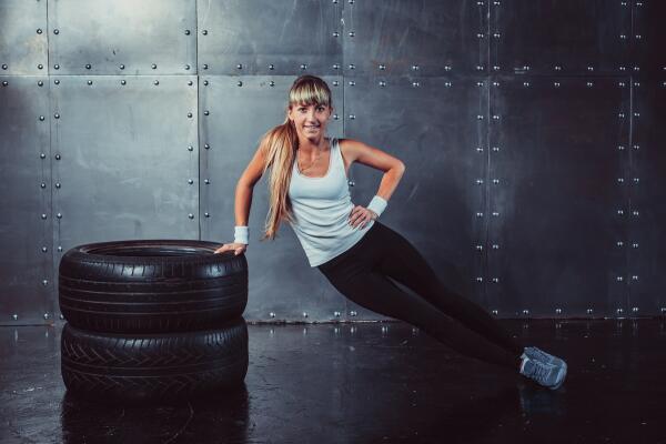Какой бывает силовая тренировка? Очень разной!
