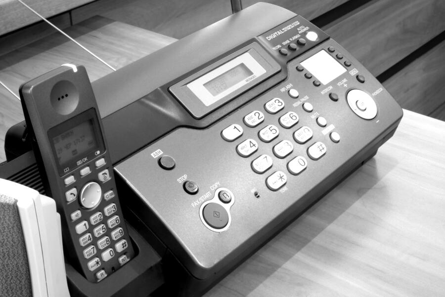 Как протекает жизнь в офисе? Монолог телефонного аппарата