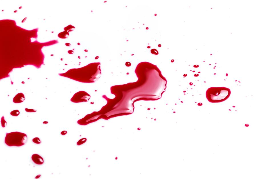 Как отстирать кровь?