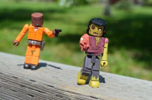 Зомби - отражение людей, находящихся вокруг нас?