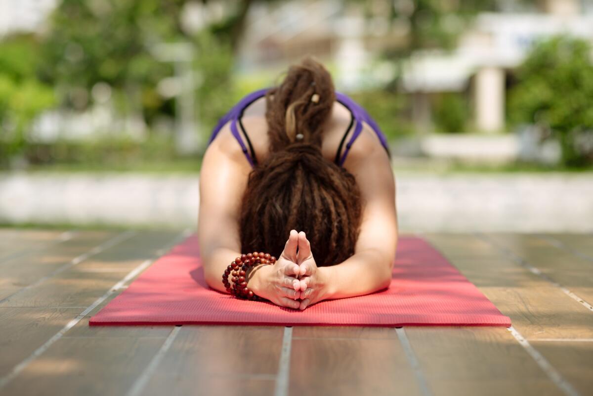 Натренированное тело легче справляется со стрессами