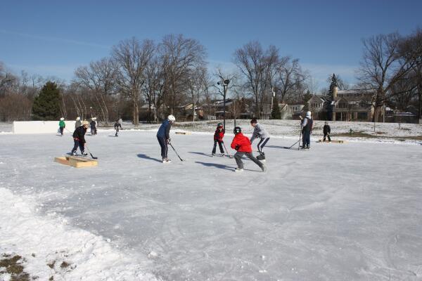 Как собрать ребенка в хоккейную секцию?