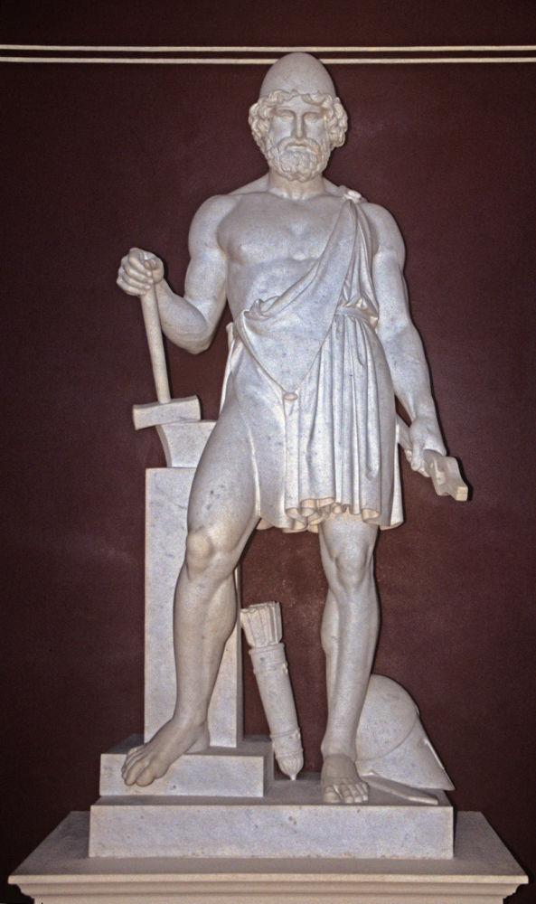 Статуя Гефеста