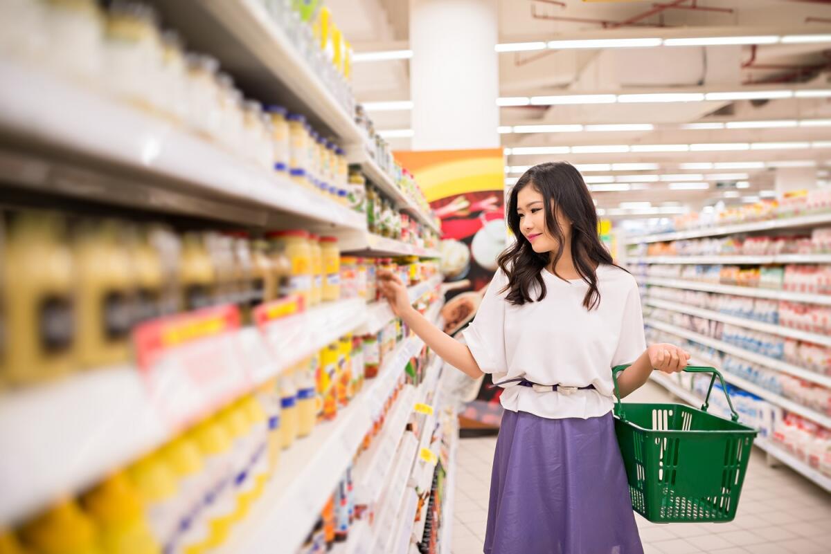 Супермаркет, апофеоз капитализма