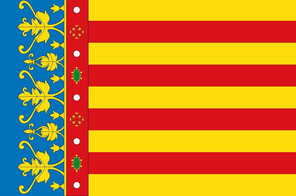 Флаг Валенсии