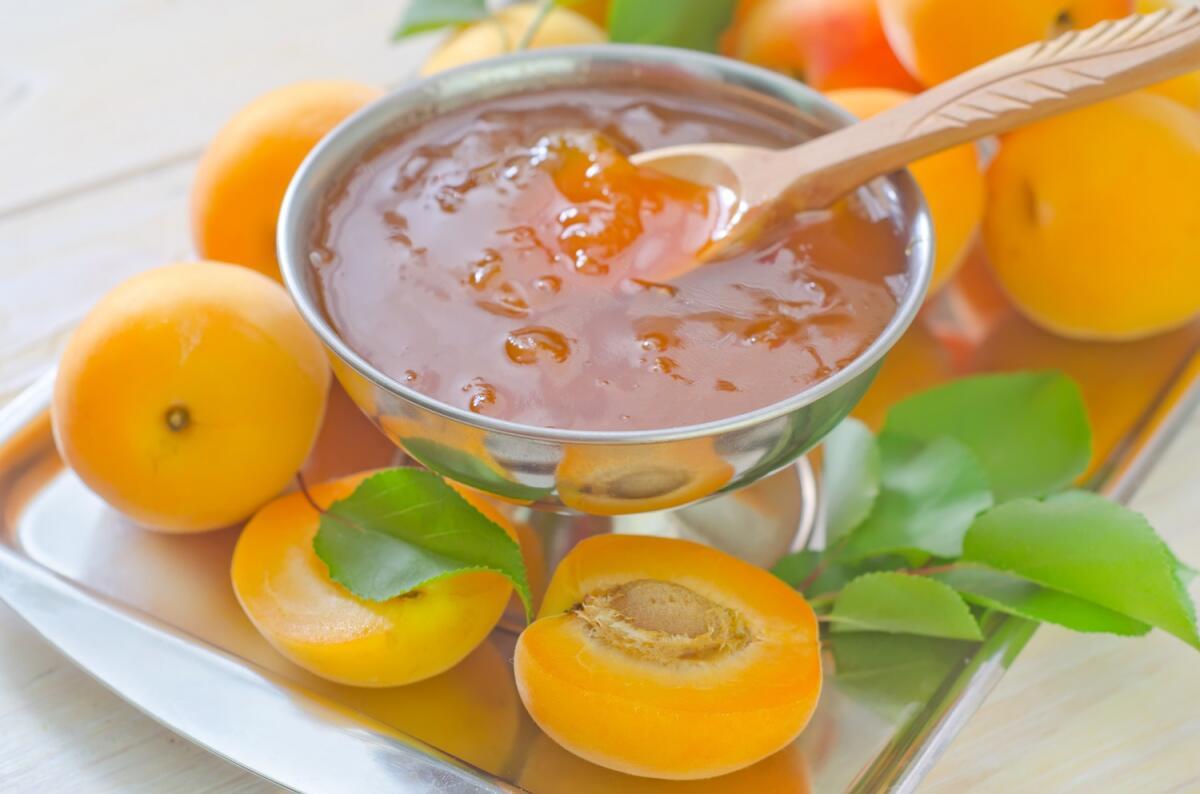 рецепт царское варенье из абрикосов