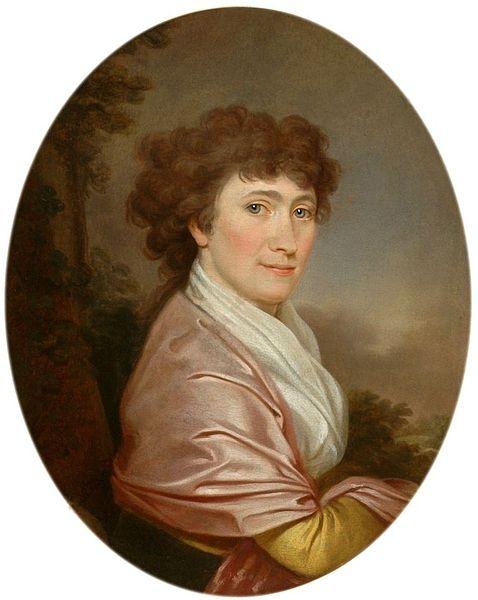 Щербатова (Каменская) Анна Павловна, портрет