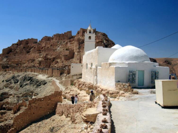 Мечеть Семи Спящих