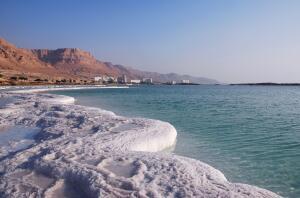 Мёртвое море и его окрестности. Чем интересен этот уголок планеты?
