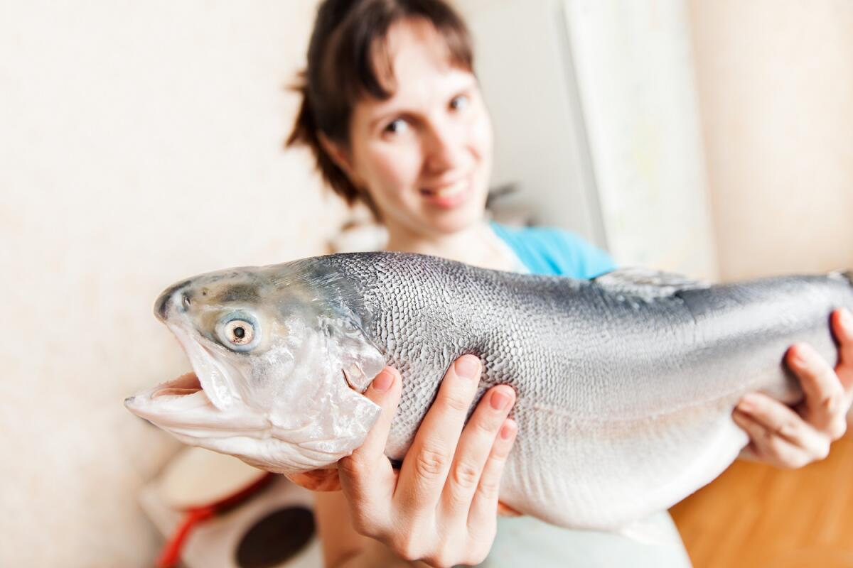 Удачной рыбалки и приятного аппетита!