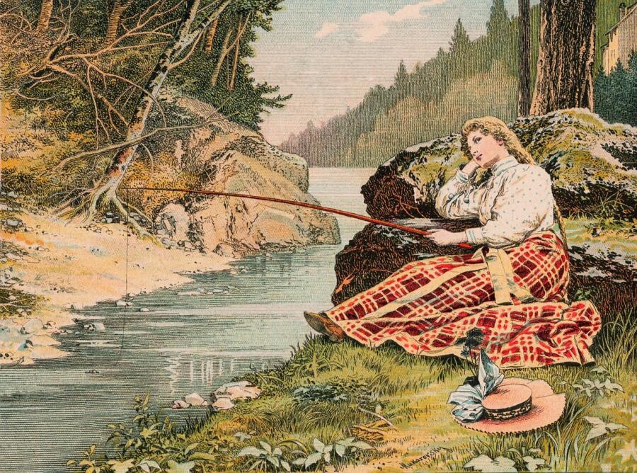 Ловить просто на поплавочную удочку и ловить в проводку — это две совершенно разные вещи