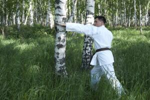 Как в тренировках поможет дерево и чем его можно заменить?