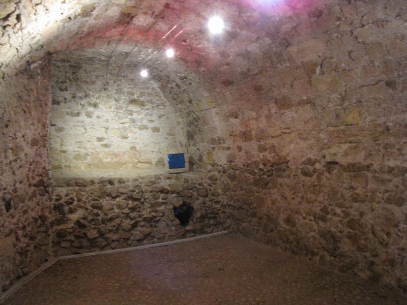 Камера заключенного в замке Иф, современность