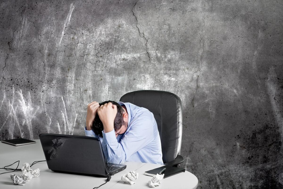 Финансовый крах - жизненный опыт, который не пожелаешь ни кому