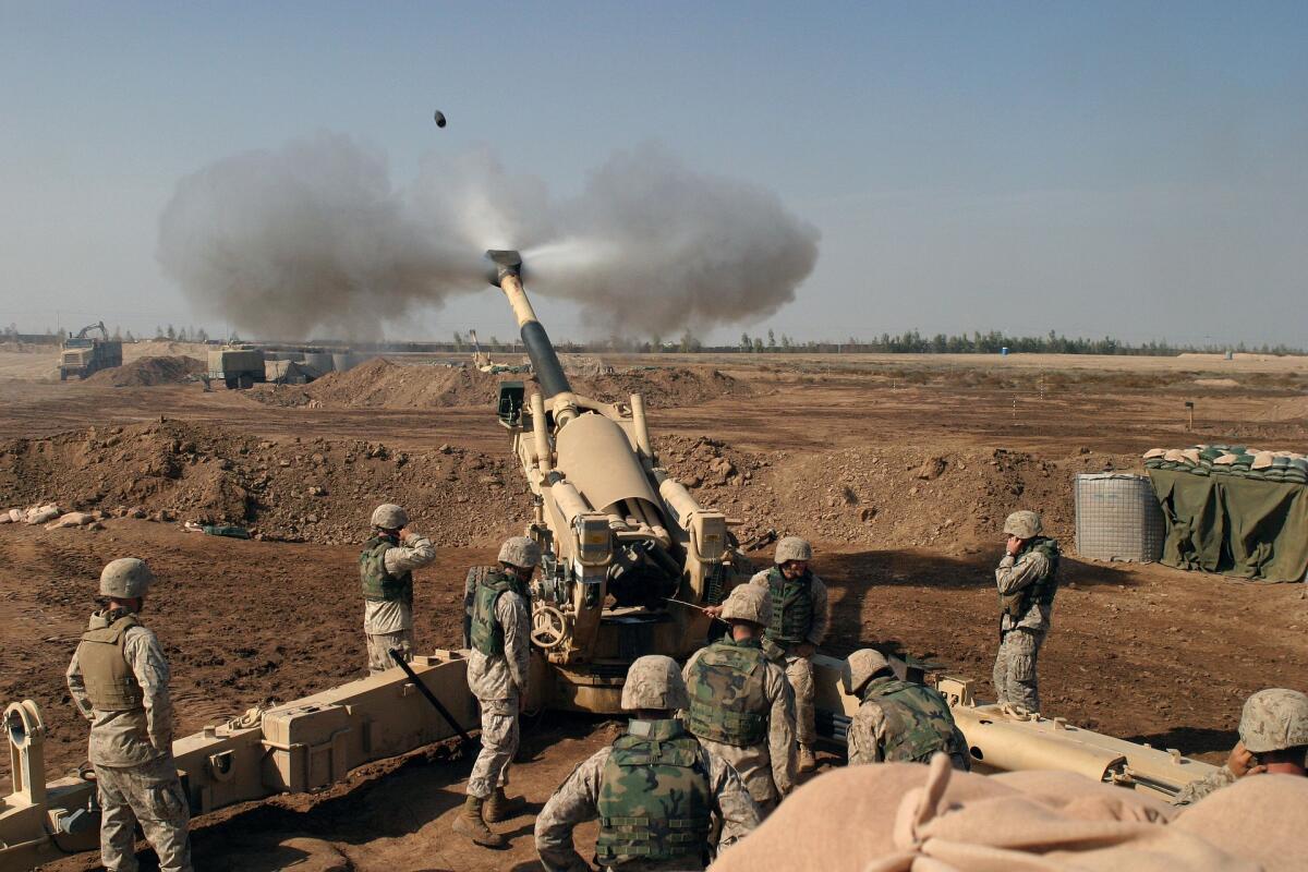 Военные НАТО в Ираке