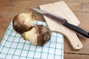 Таро - заморский овощ. Как его вырастить?