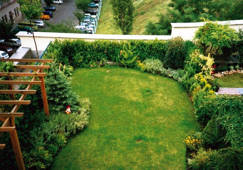 Сад на крыше - это прекрасно!