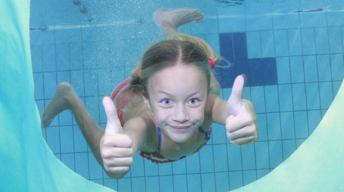Умение плавать— навык приносящий удовольствие