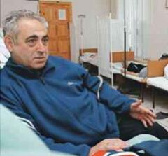 Психиатр Александр Бухановский