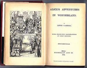Издание 1884 года с иллюстрациями Д. Тенниела