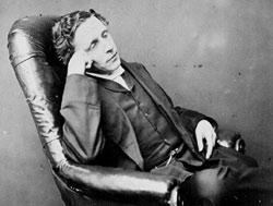 Ч. Л. Доджсон, более известный как Л. Кэрролл