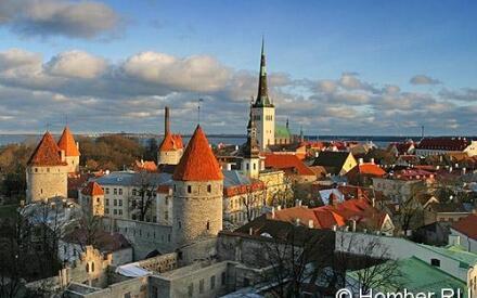 Таллинн - город-сказка
